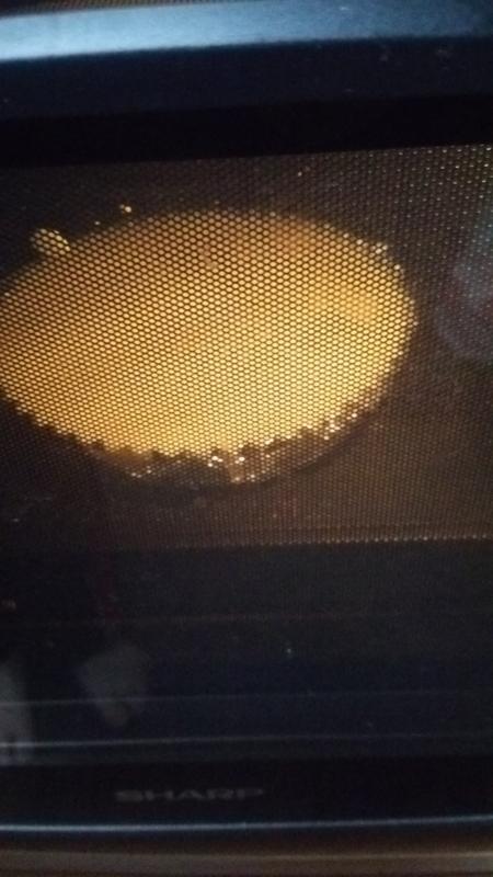 チーズタルト焼き焼き