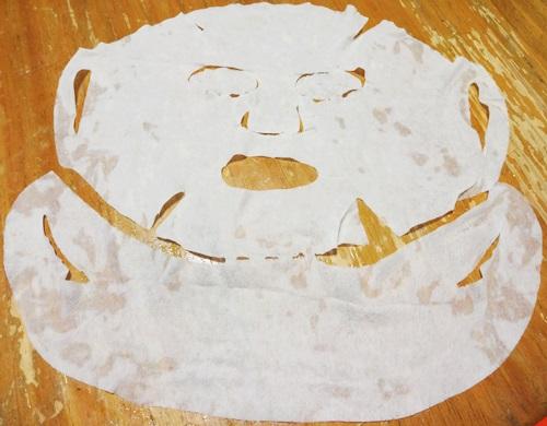ラグジュアリー3Dマスク プラセンタ シート