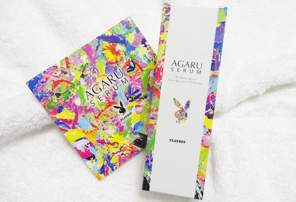 PLAYBOY AGARU SERUM アガルセラム 口コミ レビュー