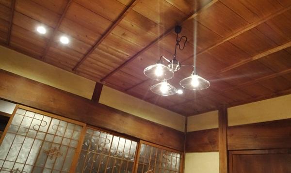 関市 葉菜 天井高い 日本家屋