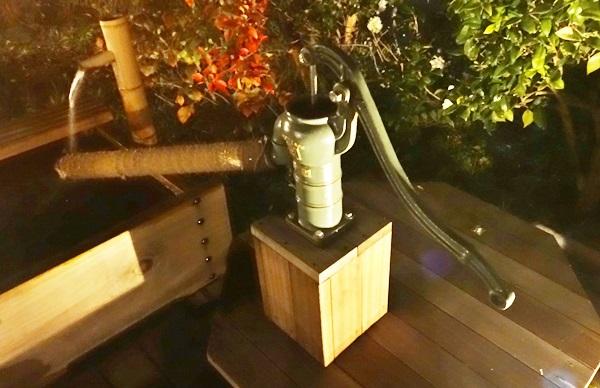 関市 葉菜 手押しポンプ 井戸