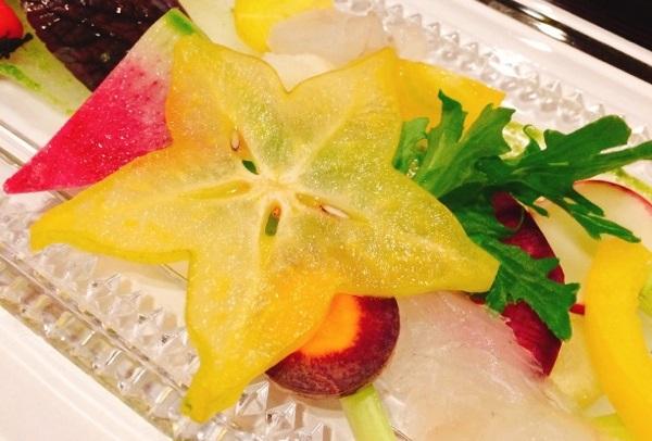 関市 葉菜 おりじなる スターフルーツ