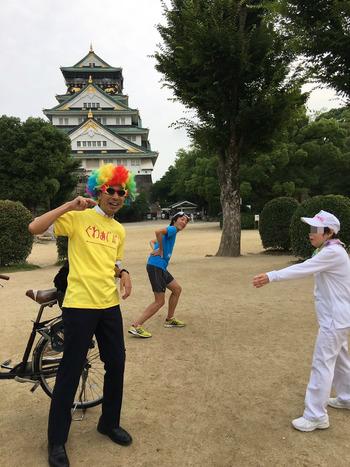 20170801大阪城ラジオ体操03