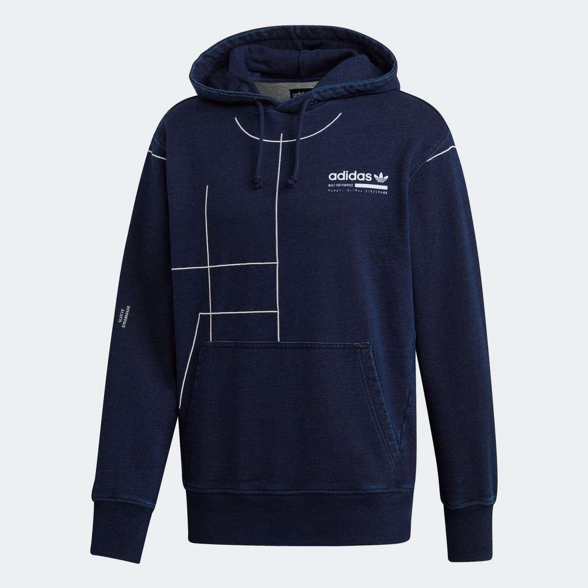 adidas KAVAL GRP フーディー/パーカー