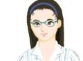 はてなハイカーさん、眼鏡っ娘のイラスト欲しい!