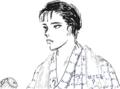 はてなハイカーさん、浴衣男のイラスト欲しい