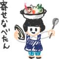 頭の上にお皿をのせて料理擬人化