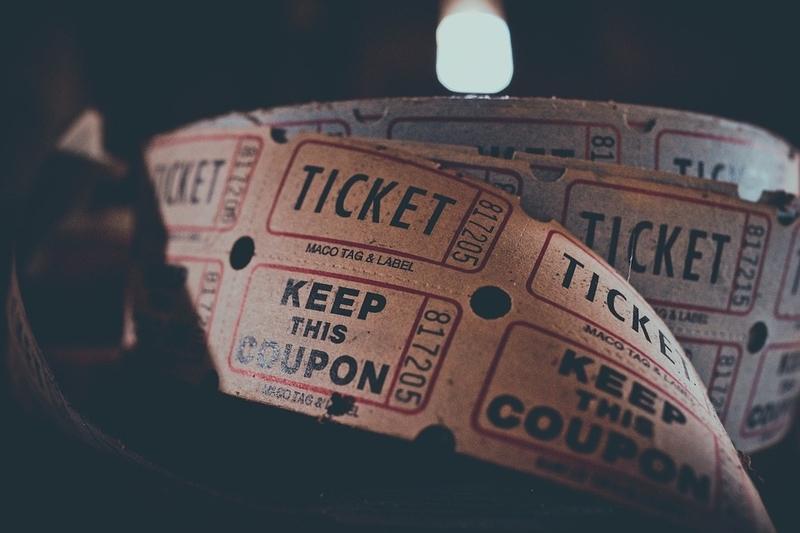 ポイントでチケット
