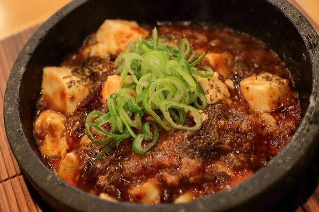 肉以外を生仕上げにした「生麻婆豆腐」が異次元の旨さの画像