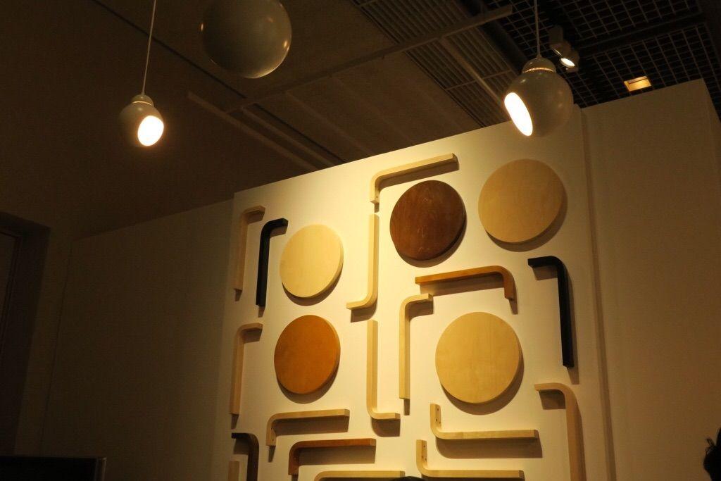 フィンランドデザイン展オブジェ 椅子