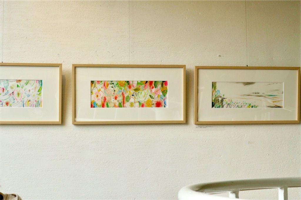 BOOKS KUBRICK(ブックスキューブリック)箱崎店 カフェの壁