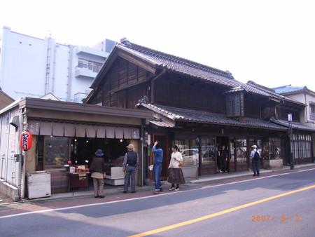 川越・町の風景