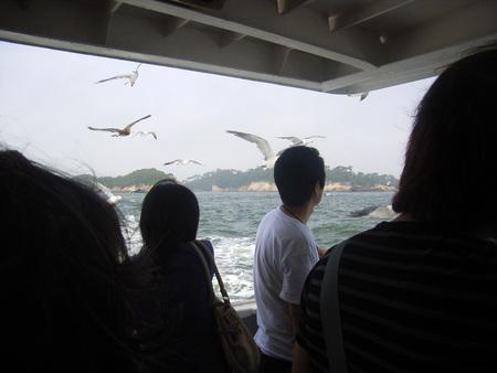 松島湾遊覧