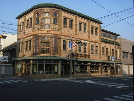 石巻・古い商店ビル