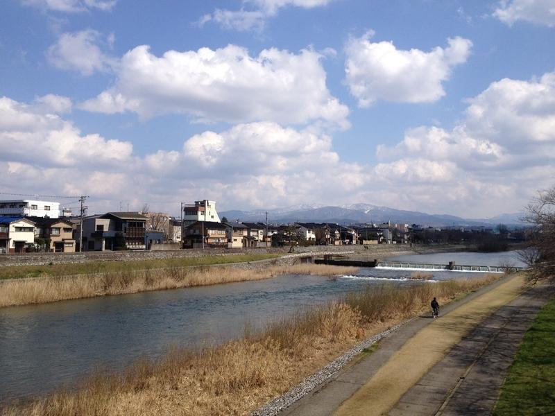 清川町犀川