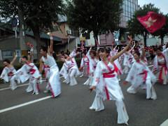 よさこい弁慶踊り