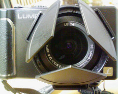 [DMC-LX3]LC-1のケラレ対策!'%F%lC