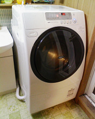 洗濯乾燥機:アフター