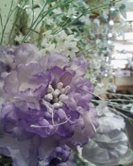 【アドエスphoto】布の花