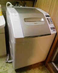 洗濯乾燥機:ビフォー