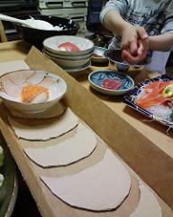 お家で回転寿司