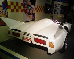 トヨタ博物館マンガとクルマ展:マッ%O9f