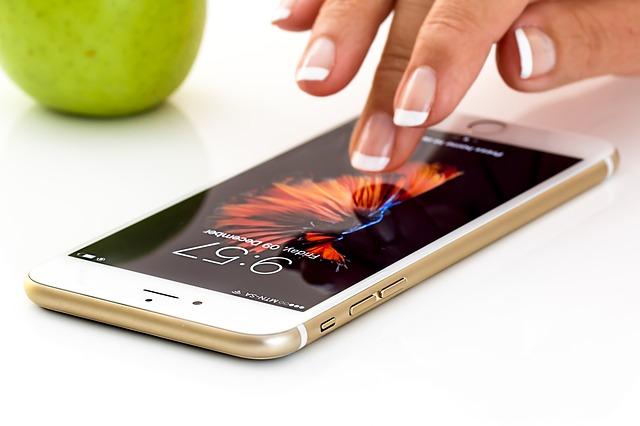 iPhone修理と事前準備