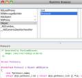 Objective-C Protocol definition on OS X 10.6 Snow Leopard