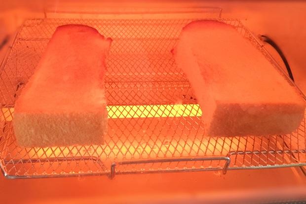 トースト焼き比べ