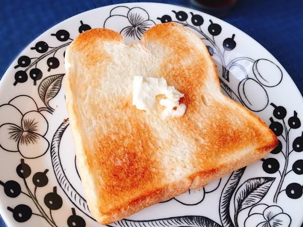 バルミューダ風トースト