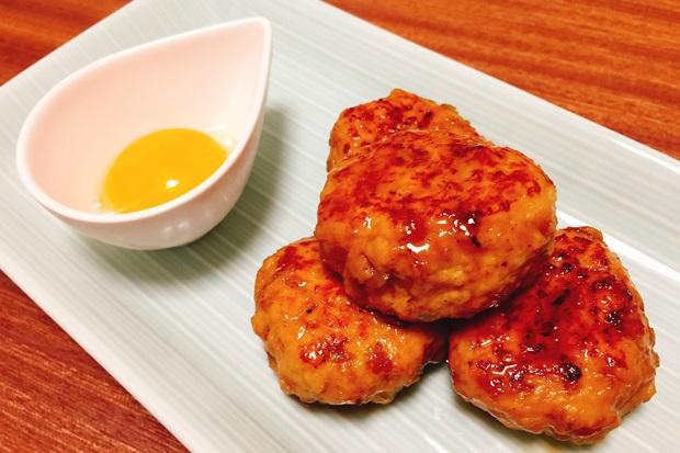 簡単鶏つくねレシピ画像