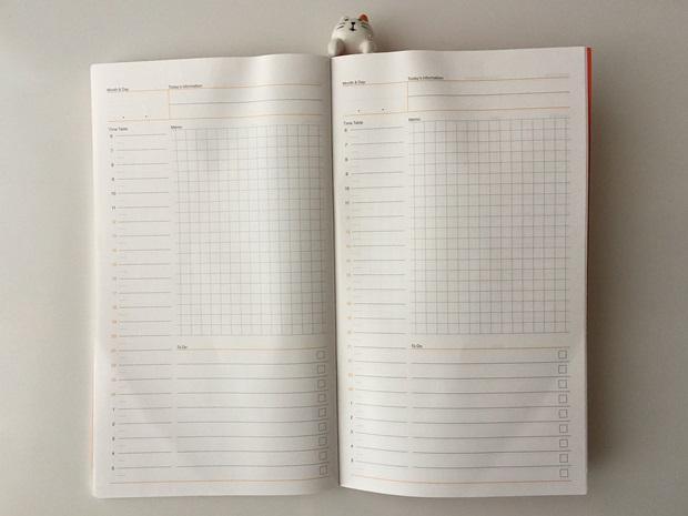 スケジュール帳が続かない人におすすめの手帳