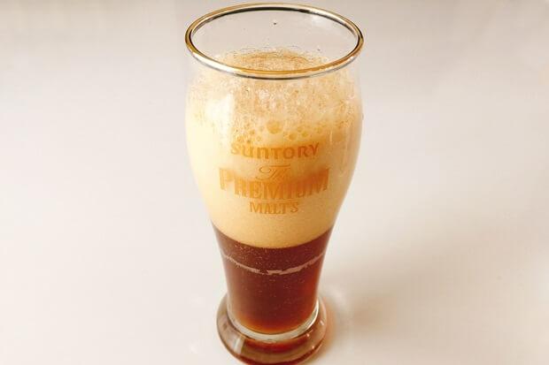 コーヒービールのレシピ