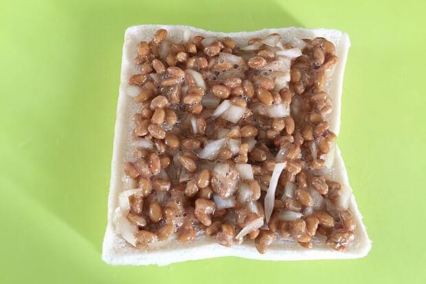 人気の納豆トーストレシピ