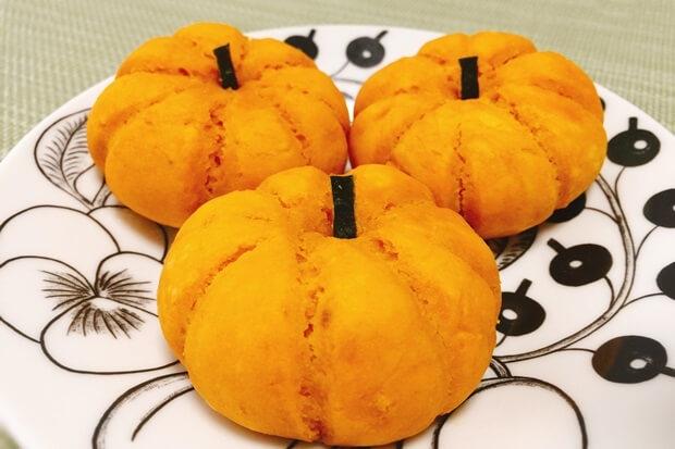 かぼちゃスコーンの材料とカロリー