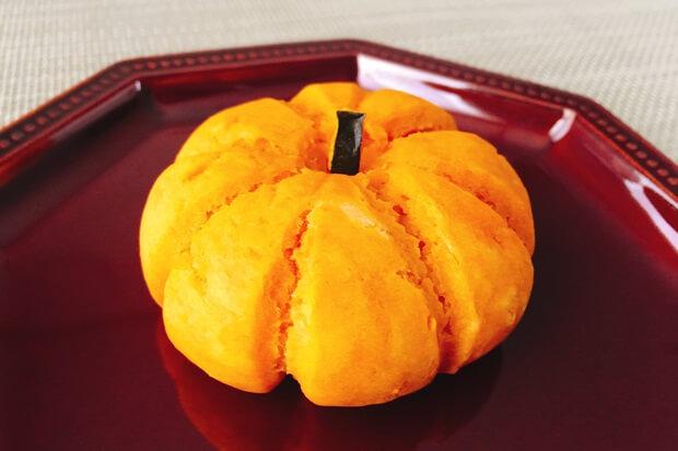 かぼちゃスコーンレシピ
