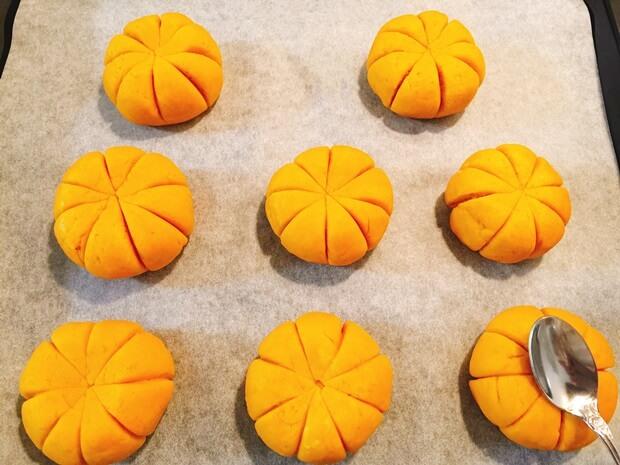かぼちゃスコーン作り方