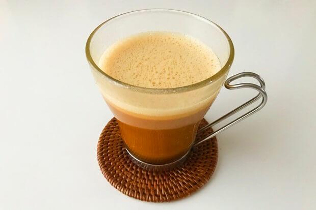 完全無欠コーヒーのバターコーヒーの画像