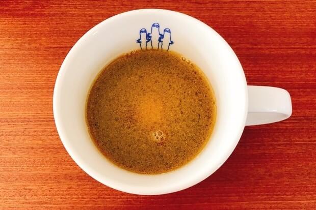 な完全無欠コーヒーバターコーヒーの混ぜ方
