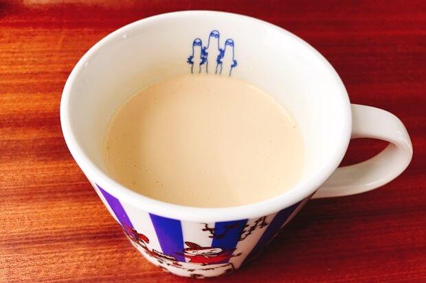 完全無欠コーヒーーバターコーヒーの完成