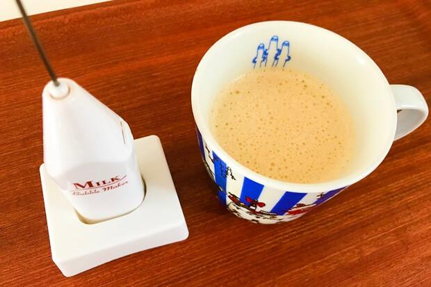ハンドクリーマーで作った完全無欠コーヒーーバターコーヒー