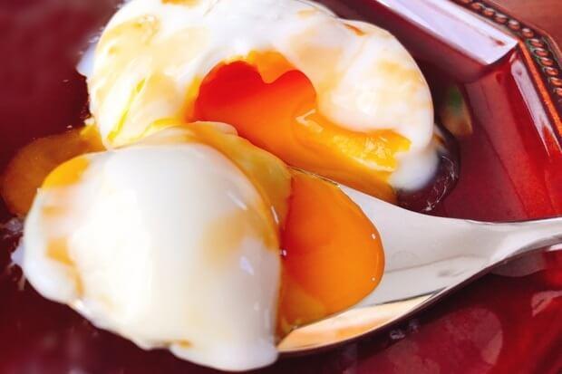 ポーチドエッグの作り方レシピ