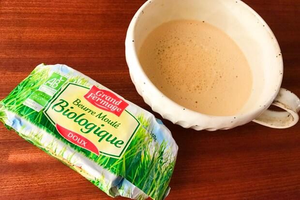 完全無欠コーヒーバターコーヒーのダイエット効果
