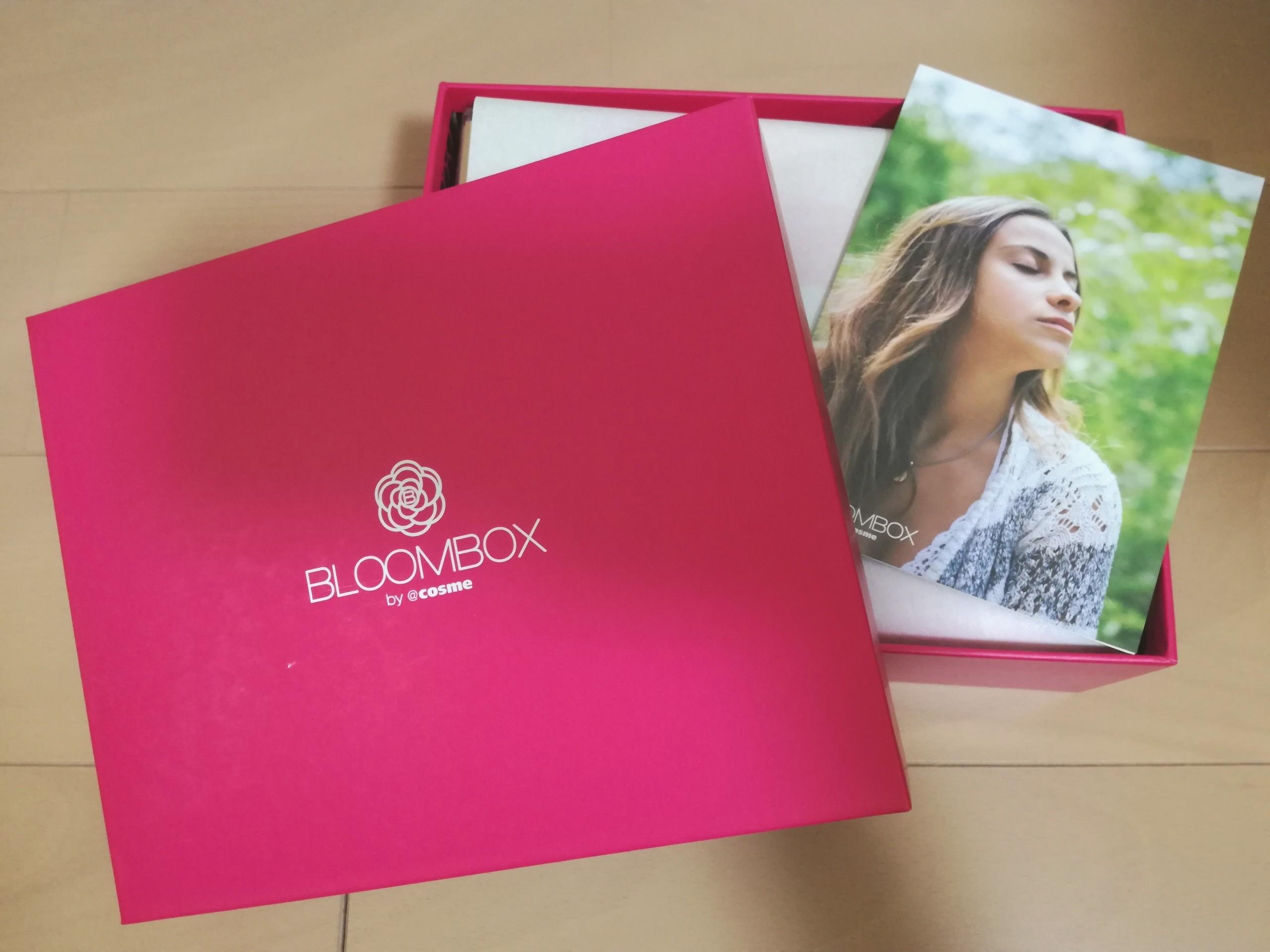 BLOOMBOX 2019年5月