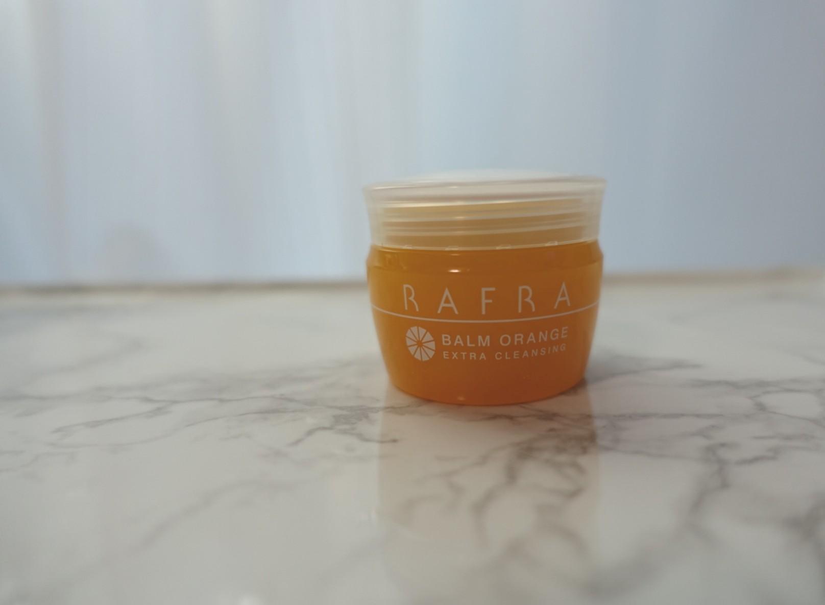 RAFRA(ラフラ) バームオレンジ