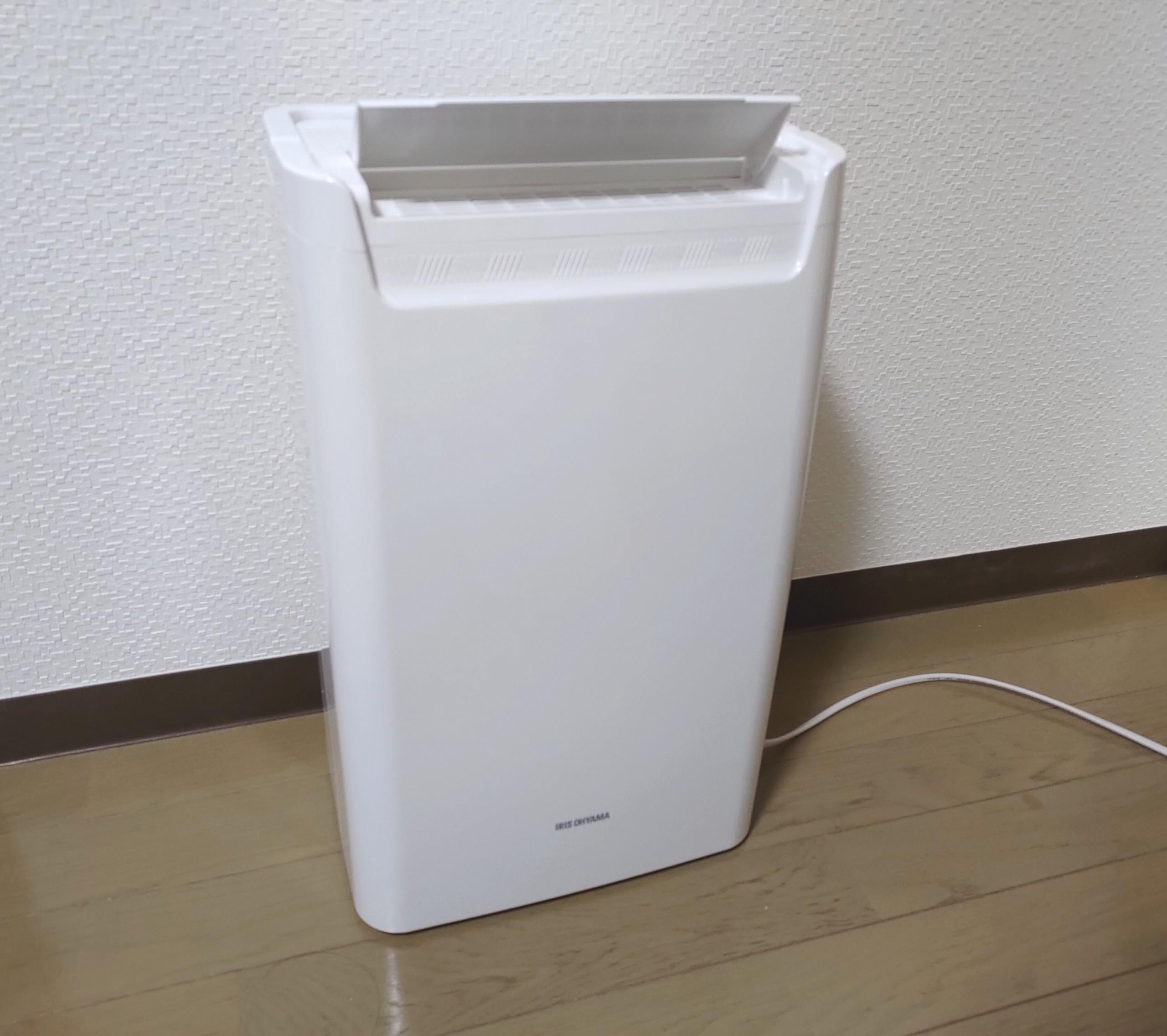 アイリスオーヤマ 衣類乾燥除湿機