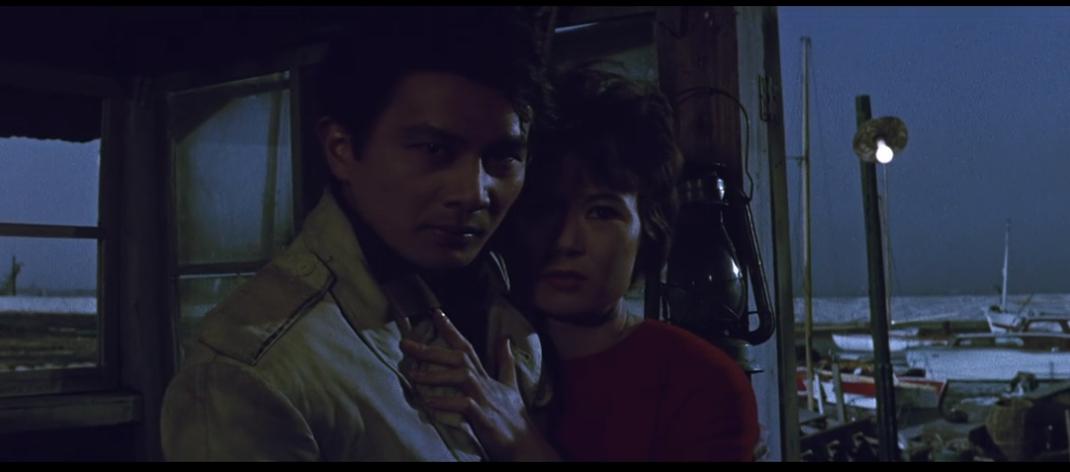石井輝男監督「黄線地帯(イエローライン)」 - T's Line blog-映画 ...