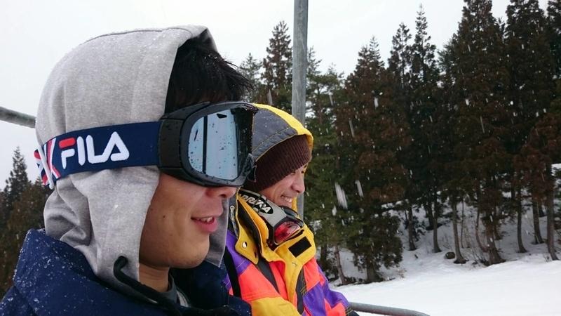 勝山 天気 ジャム スキー