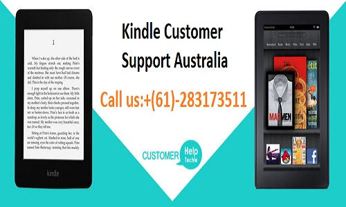 Kindle Support Australia