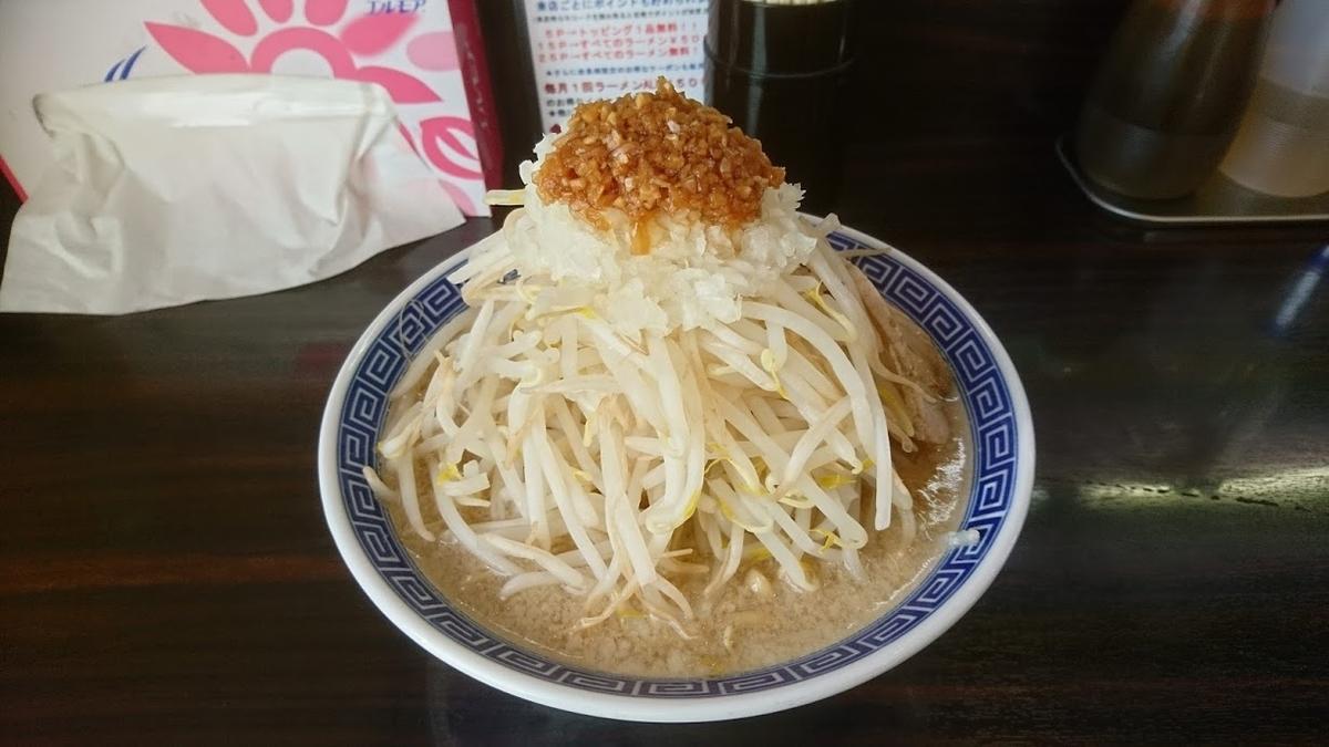 角ふじ麺@山勝角ふじ金沢店20181103